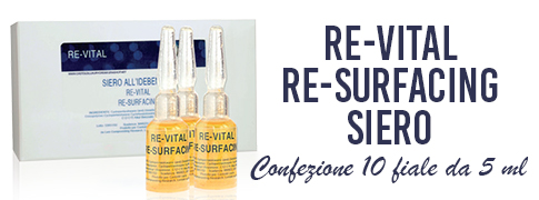 RE-VITAL Re-Surfacing Siero